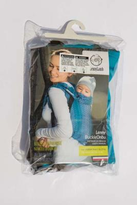 Lenny Lamb Buckle Onbu infant carrier packaging