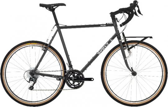 Photo 5: Surly Pack Rat Bicycle, Equipped with Surly 8-Pack Rack