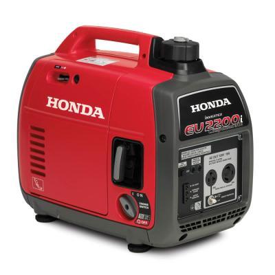 Recalled EU2200i Companion portable generator