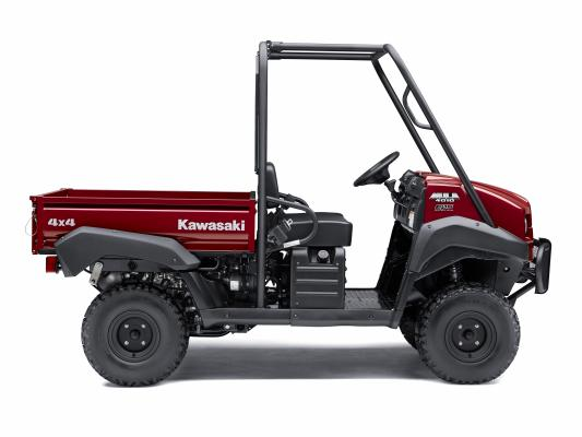 2017 KAF620 Mule 4010