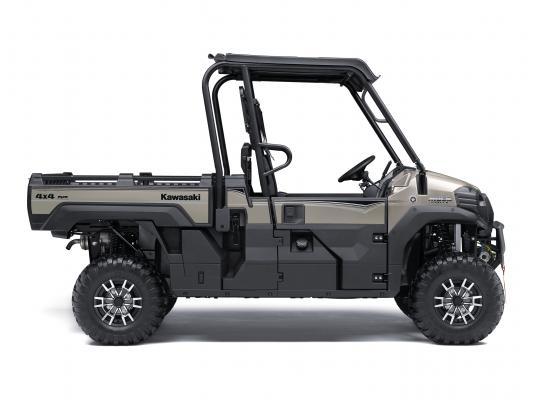 2017 KAF820 Mule Pro FX