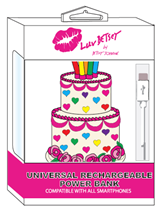 Cake power bank