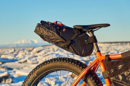 Recalled Terrapin System 14L bicycle seat bag