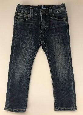 Front of recalled Crewcuts boy's denim pants
