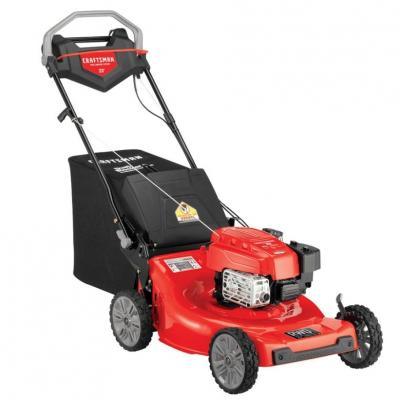 Recalled Craftsman M350 lawn mower