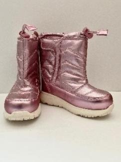 "Recalled Cat & Jack ""Himani"" Toddler Boots – Pink"