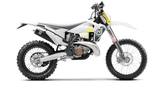 Retirada del mercado 2022 Husqvarna TE 250i motocicleta