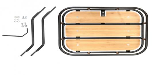 Recalled rack