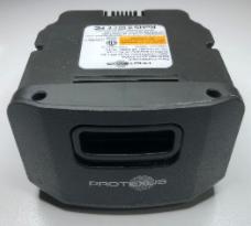 Recalled Protexus sprayer's lithium ion battery