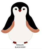Penguin power bank