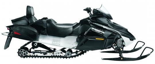 Model Year 2009 TZ1 Turbo