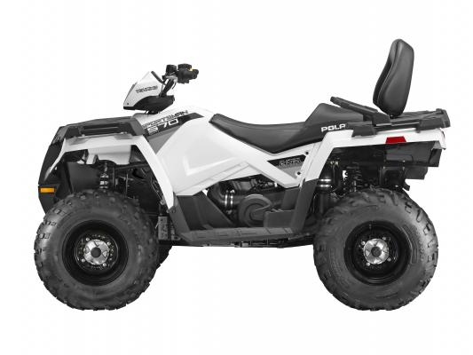 2014 Sportsman 570 touring in bright white