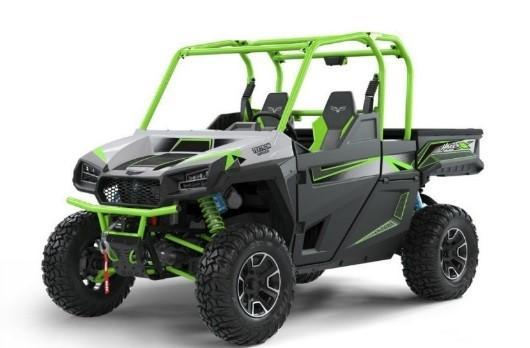 Havoc ROV (green/black)