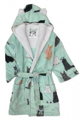 Recalled Aegean Apparel children's robe