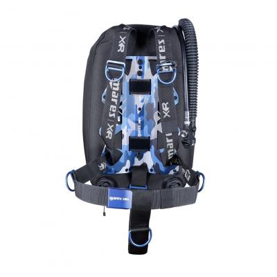 417551 – Blue Battle Backmount set – XR Line