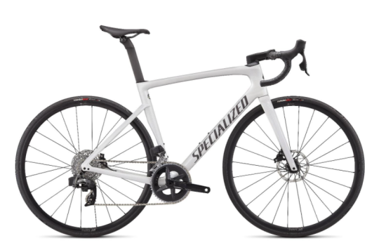 Recalled Specialized Tarmac SL7 in White