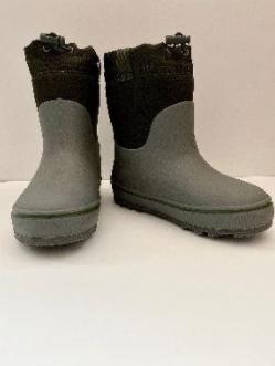 "Recalled Cat & Jack ""Jaren"" Toddler Boots – Olive"