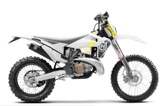 Retirada del mercado 2022 Husqvarna TE 300i motocicleta
