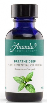Recalled Breathe Deep Pure Essential Oil (10 mL and 30 mL)