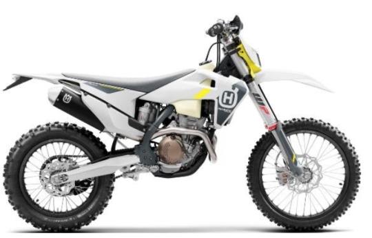 Retirada del mercado 2022 Husqvarna FE 350 motocicleta