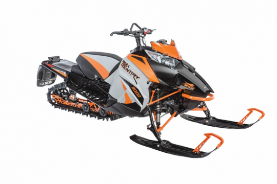 """2018 XF 8000 High Country 141"""""""