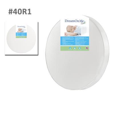 "5"" round foam crib mattress (model 42R)"