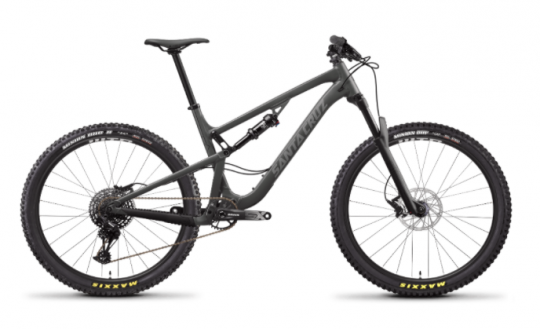 Recalled Santa Cruz Bicycle:  5010 3a Aluminum - Dark Gray