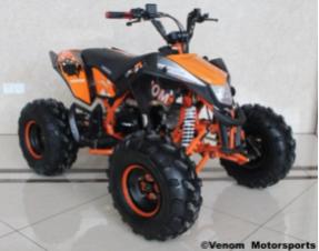 Recalled Venom Racing Madix 125cc MADIX125 ATV