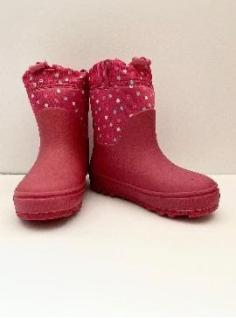 "Recalled Cat & Jack ""Jaren"" Toddler Boots – Pink"
