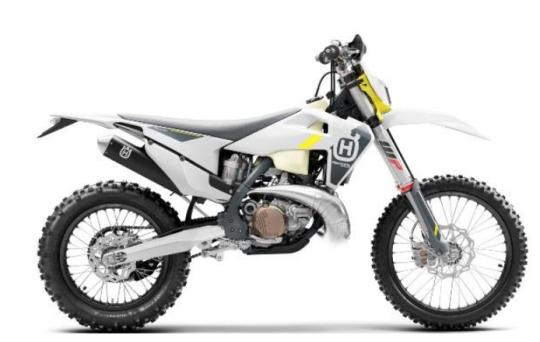 Retirada del mercado 2022 Husqvarna FE 501 motocicleta