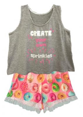 Recalled Little Mass pajama set, style number T953S