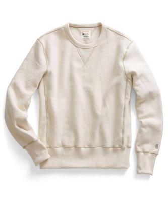 Recalled men's Todd Snyder + Champion sweatshirt in White