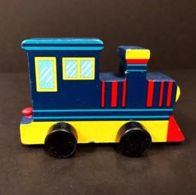Bullseye's Playground Toy Vehicles – Train