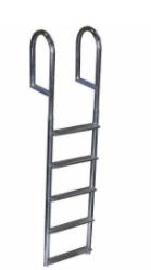 Recalled 5-Step Wide Step Dock Ladder