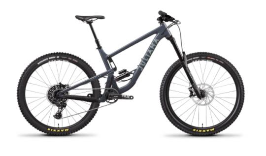 Recalled Juliana Bicycle:  Roubion 3a Aluminum Maritime Gray