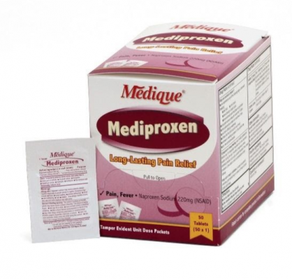 Recalled naproxen product