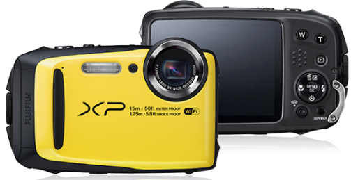 Model XP90 digital cameras sold with recalled power adapter wall plugs