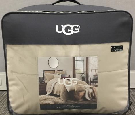 Recalled Hudson comforter by UGG