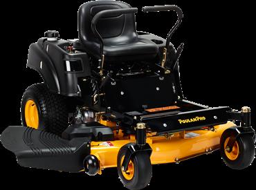 Recalled Poulan Pro zero turn mower