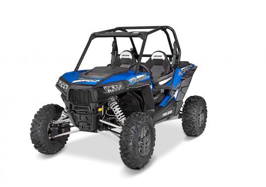 2016 RZR XP 1000 EPS ELECTRIC BLUE METALLIC