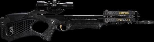 Browning OneSixOne crossbow