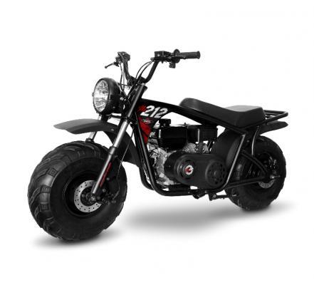 Recalled Monster Moto Classic 212cc mini bike