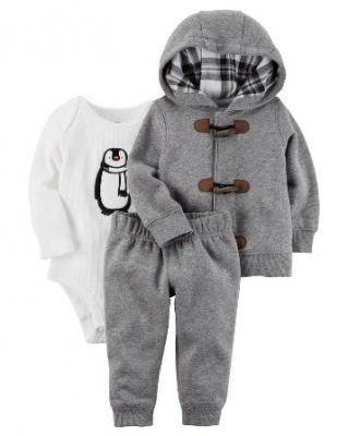 Recalled Carter's children's cardigan set