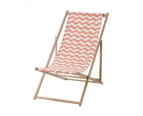 Beach chair with article number 003.120.25