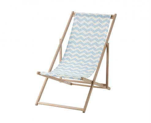 Beach chair with article number 503.120.23