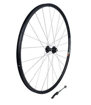 Bontrager Approved TLR Disc 700C 24H Front Wheel
