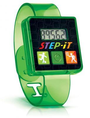 """Pulsera de actividad """"Step-iT"""" verde"""