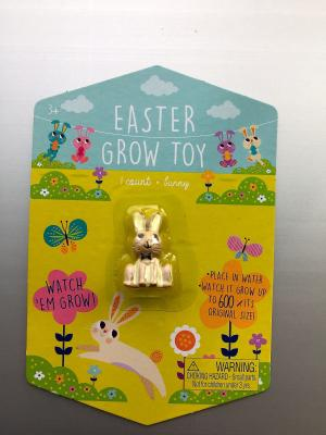 Easter Grow Toy—Brown Bunny