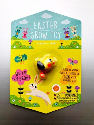 Easter Grow Toy—Chick