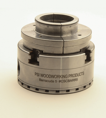 Recalled quick change jaw chuck systems
